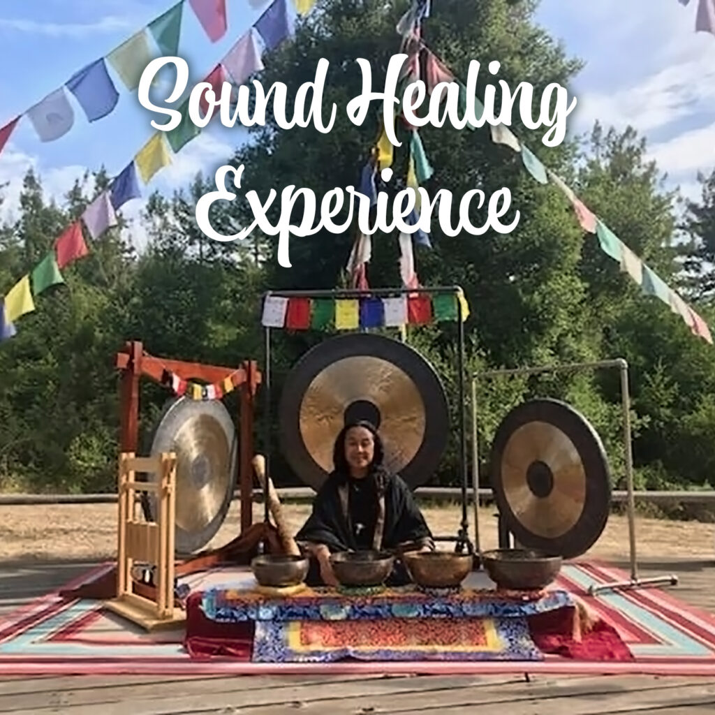 Sound Healing Experience with Kalden Kho October 15, 2021 Click for more info